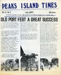 Peaks Island Times : Jul 1977