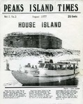 Peaks Island Times : Aug 1977 by Leon S. Clough