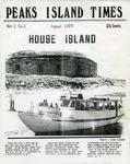 Peaks Island Times : Aug 1977