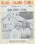 Peaks Island Times : Sep 1977