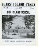 Peaks Island Times : Nov 1977 by Gary Chapman