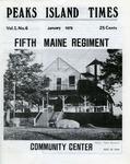 Peaks Island Times : Jan 1978