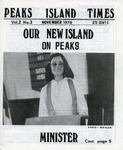 Peaks Island Times : Nov 1978