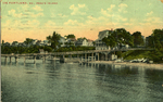 Forest City Landing, Peaks Island, 1910.