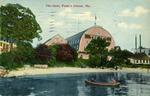 Gem Theatre, Peaks Island, 1911.