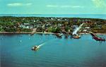 Peaks Island, Aerial View, ca.1972