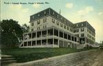 Peaks Island House, 1913.