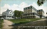 Peaks Island House and Coronado-Union Hotel, Peaks Island, 1906.