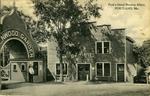 Peaks Island Bowling Alleys, 1922.