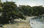 Shore Scene, Peaks Island, ca1910.