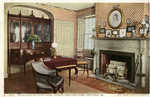 Longfellow House, Sitting Room, Portland, Me.