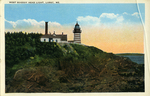 West Quoddy Head Light, Lubec, Maine.