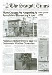 Seagull Times : Spring 2017 by Peaks Island Elementary School Newspaper Club