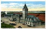 Union Station, Portland, Maine