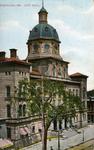Portland City Hall, 1868 - 1908.