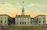 Portland City Hall, 1912 -