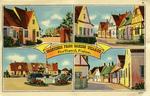 Danish Village, Scarborough, Me.