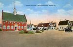 Danish Village, Near Portland, Maine.