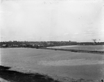 Back Cove, with Portland Stoneware at right [ca. 1895] by City Of Portland, Maine, Annual Report of the Commissioner of Public Works