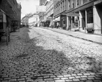 Exchange Street, Between Middle and Fore Streets, Looking North by City Of Portland, Maine, Annual Report of the Commissioner of Public Works