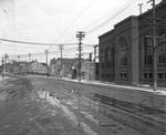 Morrill Street (near Forest Avenue)?, incl. Portland Railroad Building, Crosman Box Factory