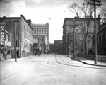Preble Street, Between Portland Street and Cumberland Avenue, facing south to Monument Square
