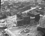 Monument Square from north, 1961
