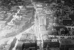 Monument Square and vicinity from northeast, ca.1936