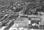 Monument Square and vicinity from north, ca.1936