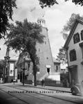 Portland Observatory, 1941