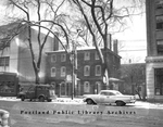 Henry Wadsworth Longfellow House, March 1959