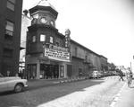 Empire Movie Theater, 1948.