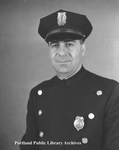 Capt. Edward M. Kochian, Portland Police Department - 1947.