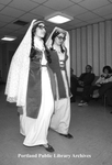 Armenian Culture Studies- and dance- at University of Maine, 1975.
