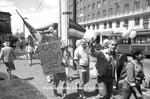 Parade Through Portland Expresses Gay Pride, 1987