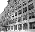 Portland Press Herald building, 1959