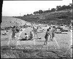 East End Beach, 1953