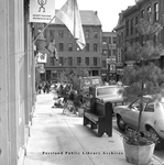 Exchange Street, Old Port : 1971