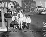 Legion Square, South Portland : 1958