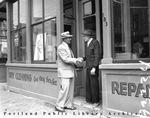West End greetings, 183 Brackett Street : 1959