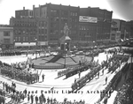 Monument Square on Memorial Day, 1938