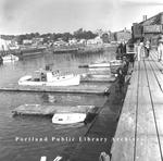 Brown's Wharf, 1970