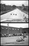 Soapbox Derby Racing on Park Avenue, 1939 and 1940