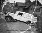 Motor Vehicle Accident on Danforth Street, 1937