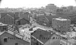 Fore Street at Silver Street, 1980