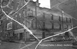 Cumberland Avenue at Preble Street, 1937
