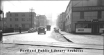 Preble Street at Kennebec Street, 1938