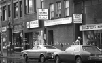 Congress Street southwest of High Street, 1979