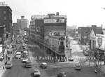 Congress Square from southwest, 1968