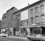 Fore Street between Exchange Street and Market Street, 1966